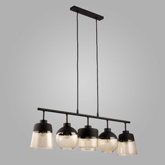 Люстра TK Lighting 2382 Amber