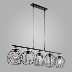 Люстра TK Lighting 1649 Galaxy
