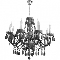 Люстра Arte Lamp A8889LM-8GY