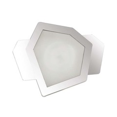 Бра Odeon Light  ARTICO 4057/4WL хром