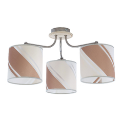 Люстра TK Lighting Mocca 421 хром