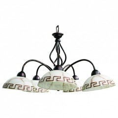 Люстра Arte Lamp Rustica A6884LM-5BR