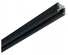 Трековая система Ideal Lux LINK TRIM TRACK 2000mm BLACK