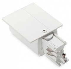Соединители Ideal Lux LINK TRIM MAINS CONNECTOR RIGHT WHITE