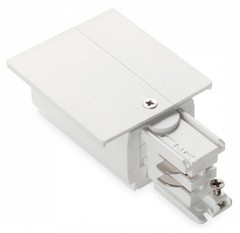 Соединители Ideal Lux LINK TRIM MAINS CONNECTOR LEFT WHITE