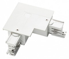 Соединители Ideal Lux LINK TRIM L-CONNECTOR RIGHT WHITE