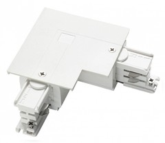 Соединители Ideal Lux LINK TRIM L-CONNECTOR LEFT WHITE