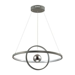 Люстра Odeon Light  LOND 4031/40L чёрный