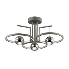 Люстра Odeon Light  LOND 4031/40CL чёрный