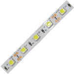Лента светодиодная Ecola P2LD14ESD LED 14.4W/m 60Led/m 10mm 12V IP20 6000K 50м